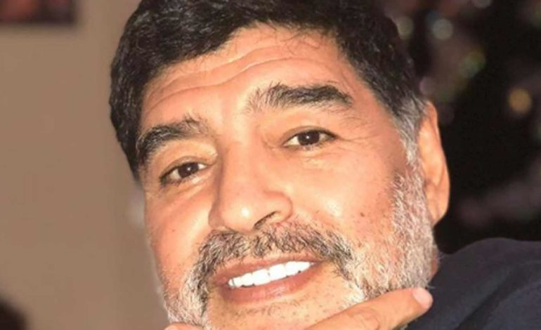 """Maradona trató de mentiroso a Sampaoli y de traidor al """"Chiqui"""" Tapia"""