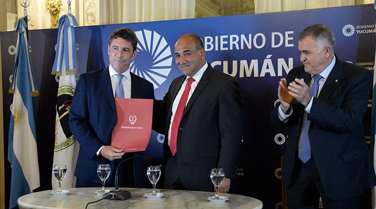 El embajador argentino en Brasil fue declarado Huésped de Honor