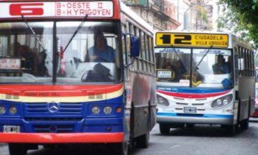 Otra vez: El transporte público para por tiempo indeterminado