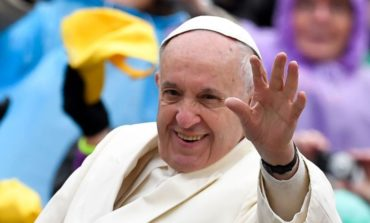 """Francisco: """"Estoy en la lista de espera para ser santo"""""""