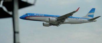 Por la niebla, un vuelo de Austral fue desviado a Salta