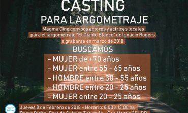Atención actores | Llamado a casting para largometraje