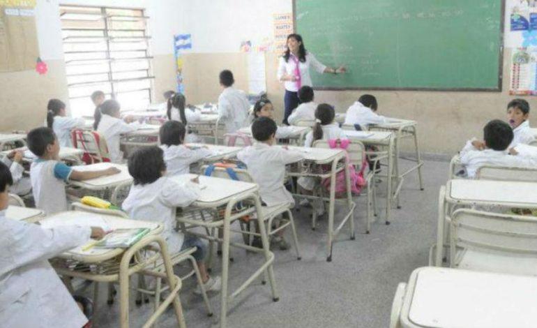 La primera semana de marzo se vuelve a las aulas