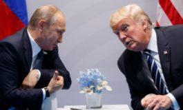 Trump felicitó a Putin por su aplastante triunfo
