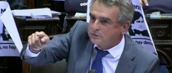 Escándalo en Diputados: gritos y acusaciones cruzadas