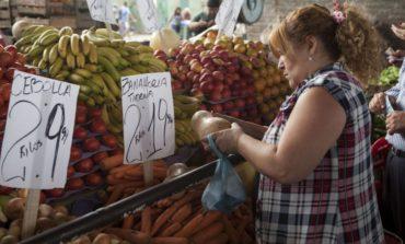 La canasta básica alimentaria creció 53,5% el año pasado