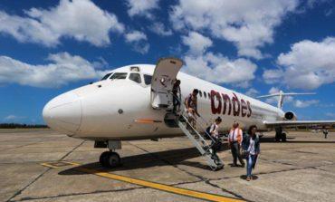 Un avión de Andes aterrizó de emergencia en Tucumán por una falla mecánica