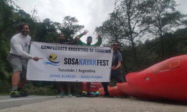 Competidores de todo el país participarán en el Sosa Kayak Fest