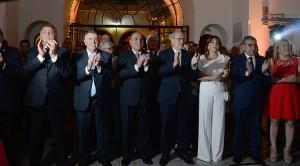 Manzur compartió el cierre de los festejos por los 65 años de la FET