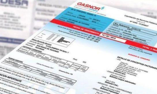 En Tucumán las tarifas están libres de impuestos provinciales