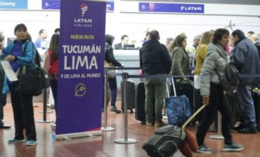 Tucumán ofrecerá siete vuelos semanales a Lima