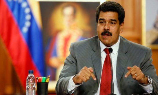 """""""Que se manifiesten, y la voluntad del pueblo venezolano la haremos respetar aquí y en el mundo"""""""