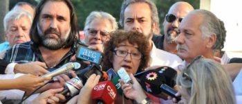 """Sonia Alesso: """"No queremos al FMI dentro de nuestra educación"""""""