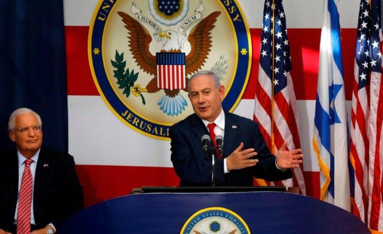 EE.UU. abrió embajada en Jerusalén en medio de un baño de sangre