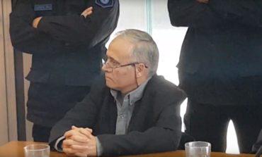 Con tobillera electrónica, Ilarraz cumple su primer día de arresto domiciliario en Paraná