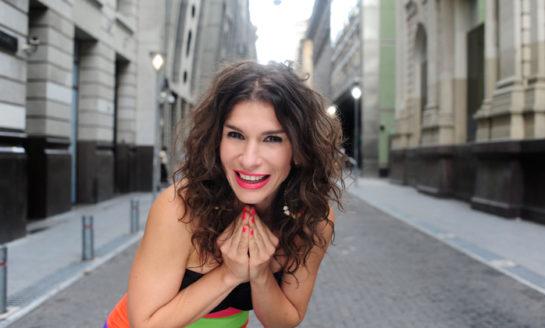 Dalia Gutmann visitará  la Feria Regional del Libro en Plaza Urquiza