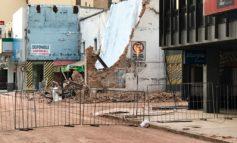Tránsito | Cómo siguen los cortes tras el derrumbe