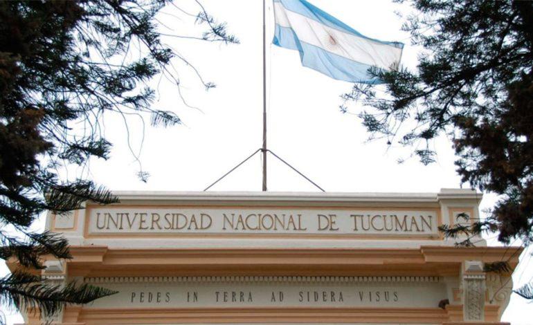 Los 13 decanos que conducirán las distintas facultades de la UNT