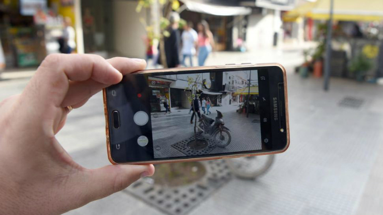 Se podrá denunciar infracciones de tránsito a través de WhatsApp