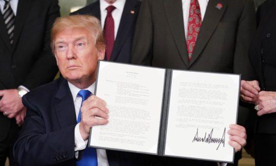 EE.UU. puso un freno a la posible guerra comercial con China