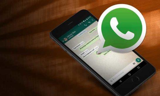 Whatsapp te mostrará cuando alguien reenvíe un mensaje tuyo