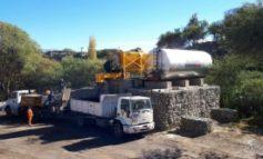 Una nueva planta asfáltica comenzó a funcionar en Amaicha de Valle