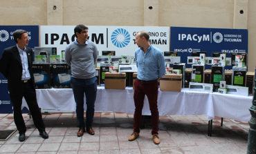 El IPACyM estrena equipo informático de última generación