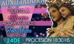 La Iglesia celebra la fiesta de María Auxiliadora