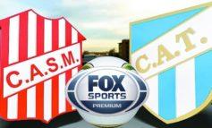 Fox Sports tentó a Atlético y San Martín para disputar el clásico tucumano
