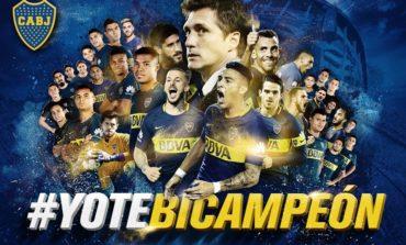 ¡Boca es bicampeón del fútbol argentino!