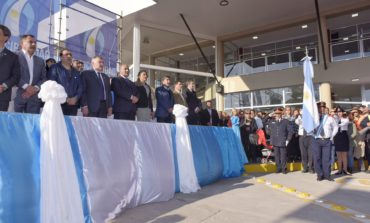 Aguilares | Una nueva terminal de omnibus se suma en el interior de la provincia