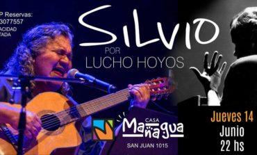 """Lucho Hoyos presenta nuevamente su """"Tributo a Silvio Rodirguez"""""""