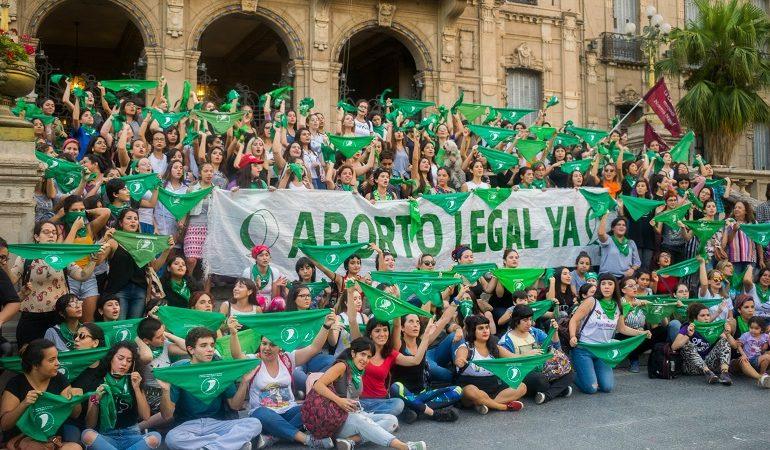 """Aborto: Tucumán se prepara para el """"Día de Acción Verde"""""""