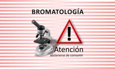 ¡Atención! Bromatología sugirió no consumir ni adquirir ciertos productos