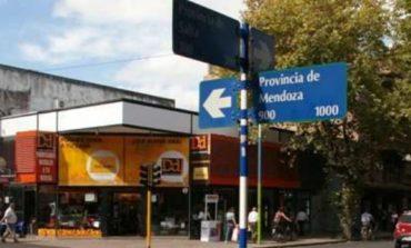 Vuelve a cambiar de sentido la calle Mendoza entre Catamarca y Salta