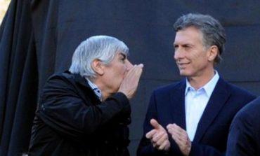 """Moyano: """"Si la mayoría elige a CFK, vamos a acompañar"""""""