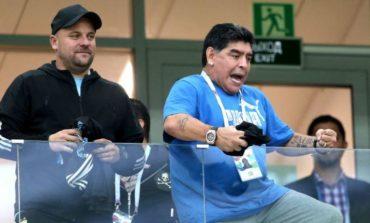"""El """"Diego"""" ofrece $ 300.000 para hallar al culpable de los audios de su falsa muerte"""