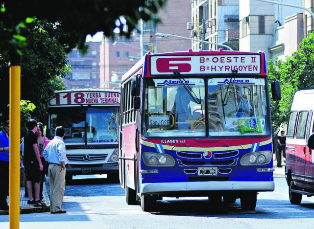Empresarios del transporte ahora quieren el boleto en Tucumán a 42 pesos