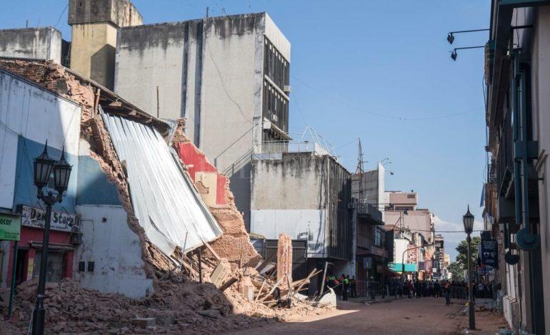 Recomiendan la demolición total del edificio del Parravicini