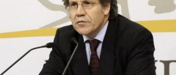 """Luis Almagro: """"Somos todos argentinos y somos todos judíos"""""""