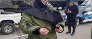 Pánico y tensión en Mar del Plata por un picador de marihuana con forma de granada