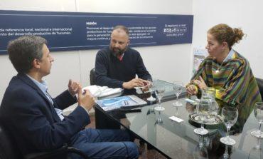 Gestionan la exportación de productos y servicios cooperativos