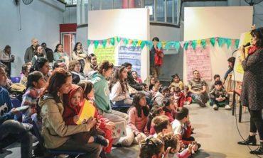 Actividades para los niños en el Lola Mora