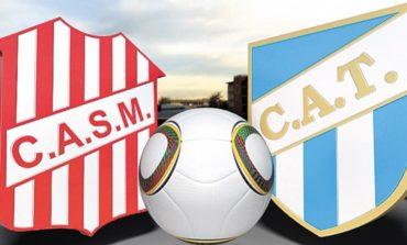 Atlético y San Martín acordaron dos clásicos en invierno