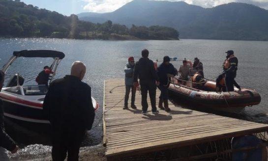 El Cadillal | Encontraron el cuerpo de Facundo Jiménez
