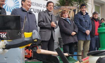 """Continúa el programa provincial de apoyo a cooperativas: """"Buen Trabajo"""""""