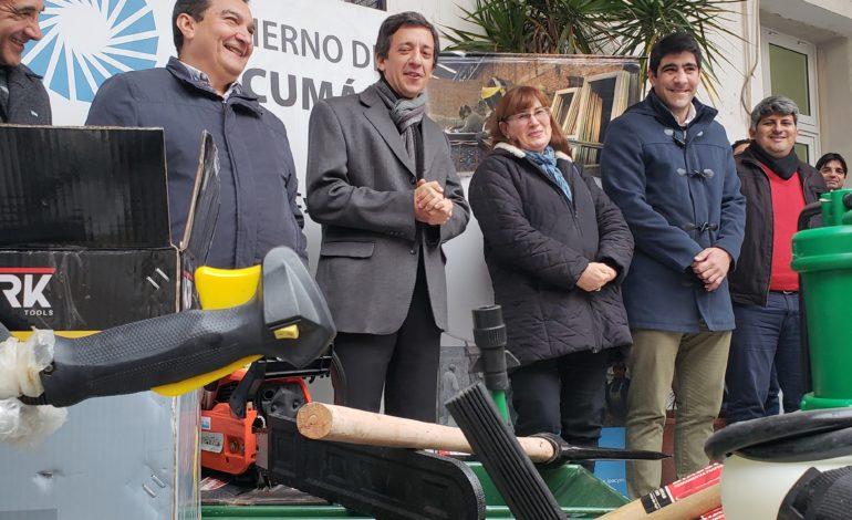 Continúa el programa provincial de apoyo a cooperativas: «Buen Trabajo»