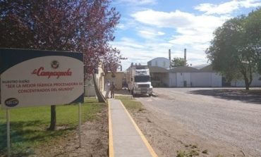La Campagnola evalúa cerrar su planta en Río Negro