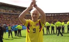 Una multitud ovacionó a José Pekerman en Colombia