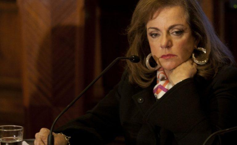 """Nilda Garré: """"No puede ser que ignoren las facultades que tiene el Congreso"""""""